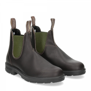 Blundstone 519 stout brown olive