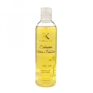 Shampoo Cedro e Finocchio - capelli deboli e sfibrati
