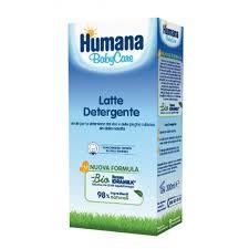 HUMANA LATTE DETERGENTE 300ml