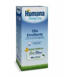HUMANA OLIO EMOLIENTE 250ml