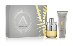 Azzaro Wanted Eau Toilette 100ml Gel Ducha 100ml