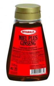 Integralia Miel Plus Ginseng 225 Gramos