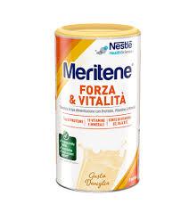 Meritene Forza e vitalità vaniglia 270 g