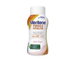 Meritene drink fragola 4x200ml