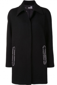 Cappotto Love Moschino