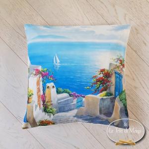 Fodere cuscino Santorini