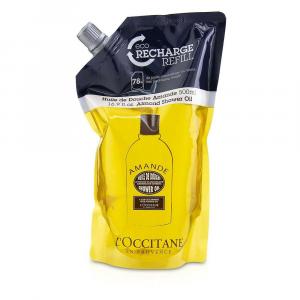 L'occitane Amande Shower Oil 500ml Refil