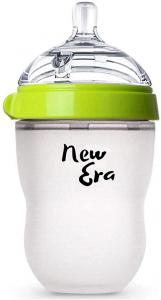 New Era Biberon Anticolica - Adatto Per Palatoschisi 0-3 mesi 250 ml.