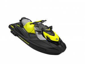 2021 - GTR 230 BRP SEADOO (  ECLIPSE BLACK &NEON YELLOW )