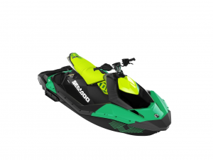 2021 - SPARK 2 UP TRIXX 90 BRP SEADOO (quetzal &manta green )