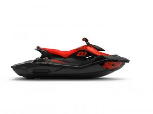 2021 - SPARK 3 UP TRIXX 90 BRP SEADOO (LAVA RED & DEEP BLACK)