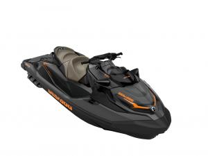 2021- GTX STD AUDIO 230 (ECLIPSE  BLACK &ORANGE CRUSH)