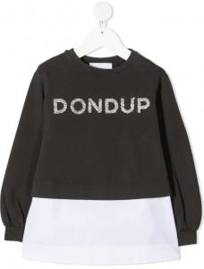 Felpa DonDup ricamo