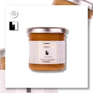 """Crema spalmabile di Miele & Nocciole """"Mmmood"""" - 165gr"""