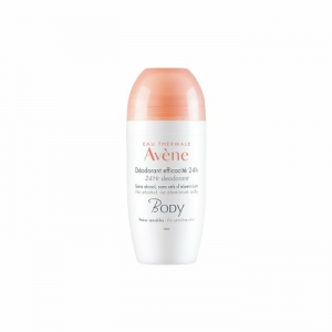 Avene  Deodorante Roll-On 24H 50ml