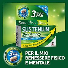 Sustenium Uomo Bioritmo 3 - 30 cpr