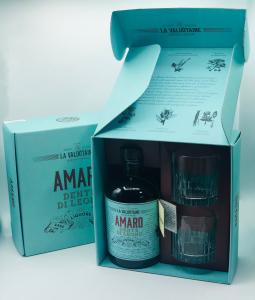 La Valdotaine - Amaro Dente di Leone LT.1