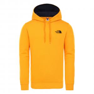 Felpa The North Face Seasonal Drew Peak Pullover Yellow
