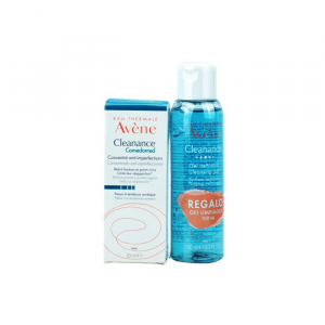 Avene Cleanance Comedomed Concentrate Anti-Imperfections 30ml Set 2 Parti.