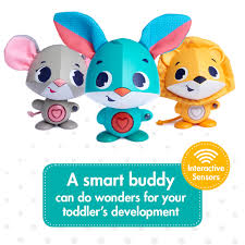 Wonder Buddies Tiny Love