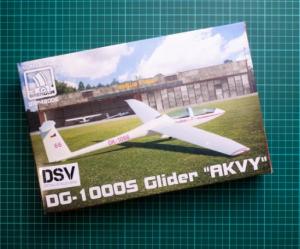 DG-1000S Glider