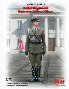 Polish Regiment Representative Officer