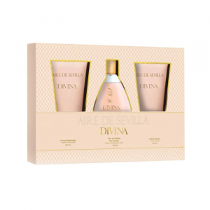 Aire De Sevilla Divina Eau De Toilette For Woman Spray 150ml Set 3 Parti 2020