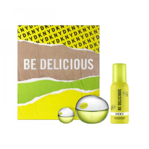 Donna Karan Be Delicious Eau De Parfum Spray 100ml Set 3 Parti 2020