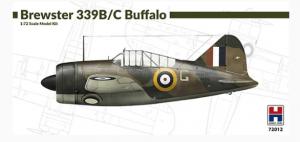 Brewster Model 339B/C Buffalo