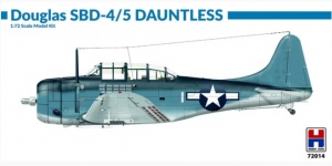 Douglas SBD-4/5 Dauntless