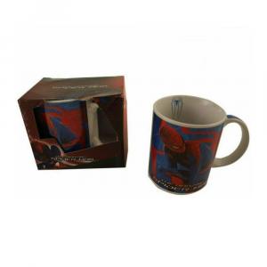 Tazza mug Spiderman uomo ragno in ceramica