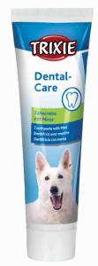 Dentifricio alla menta per cani Trixie 100gr