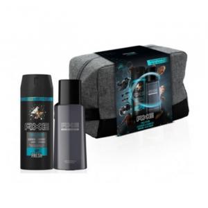 Axe Leather & Cookies Eau De Toilette Spray 100ml Set 3 Parti 2020