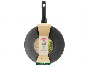 Padella wok cm28 induzione Cortina