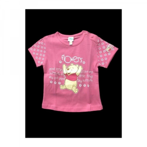 Maglietta 18 mesi Winnie The Pooh Walt Disney rosa
