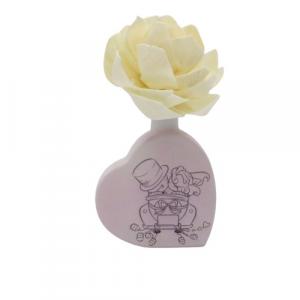Diffusore profumo melograno 50ml fiore carta