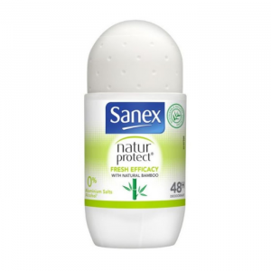Sanex Natur Protect Bamboo Deodorante Roll-On 50ml