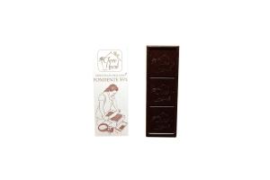 Cioccolato Extra Fondente 55% 50 gr - 10 Pz