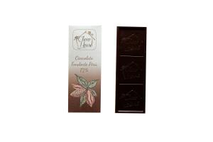 Cioccolato Fondente 72% 50 gr - 10 Pz
