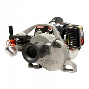 ARGANO FORESTALE DOCMA VF80 BOLT - MOTORE A SCOPPIO 50cc 2t