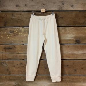 Pantalone American Vintage Jogging Narabird a Costine Crema