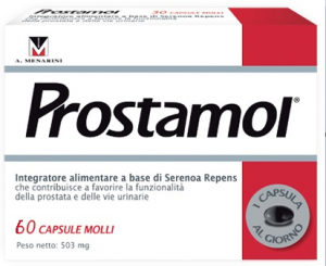 PROSTAMOL 60CPS MOLLI