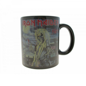 Tazza Mug Iron Maiden Killers originale