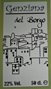 Genziana del Borgo