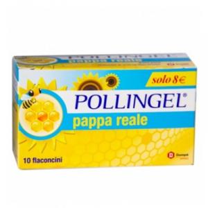 POLLINGEL PAPPA REALE 10 FLACONCINI