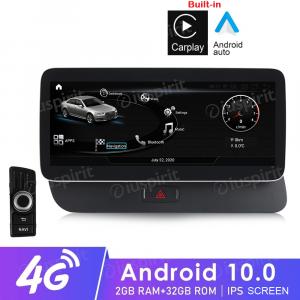 ANDROID navigatore per Audi Q5 2009-2017 10.25 pollici 2GB RAM 32GB ROM Octa-Core CarPlay Android Auto Bluetooth GPS WI-FI