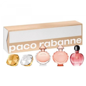 Paco Rabanne For Her Miniatures Set 5 Parti 2020