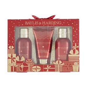 Baylis & Harding Midnight Fig & Pomegranate Set 3 Parti 2020
