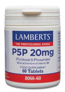 Lamberts P5p 20 Mg
