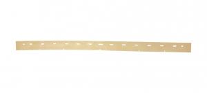 C75 ESSENTIAL Gomma Tergipavimento ANTERIORE per lavapavimenti COMAC - (Squeegee L=885)
